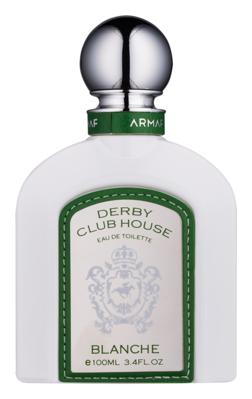Armaf Derby Club House Blanche Eau de Toilette voor Mannen 100 ml