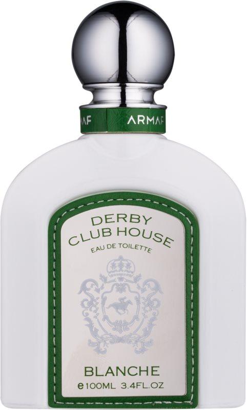 Armaf Derby Club House Blanche toaletná voda pre mužov 100 ml