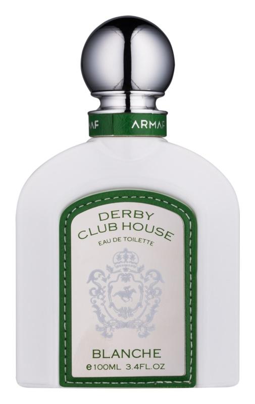 Armaf Derby Club House Blanche toaletna voda za moške 100 ml