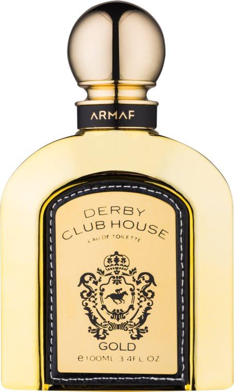 Armaf Derby Club House Gold Men тоалетна вода за мъже 100 мл.