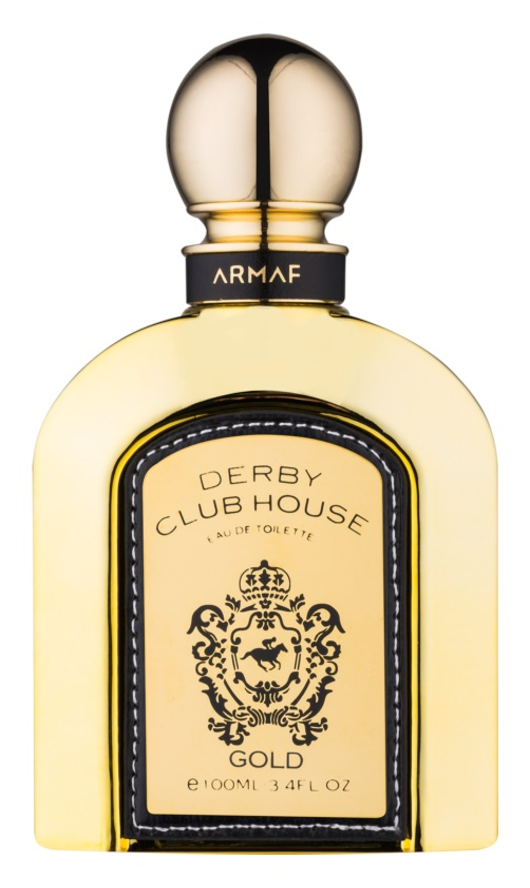 Armaf Derby Club House Gold Men toaletna voda za muškarce 100 ml