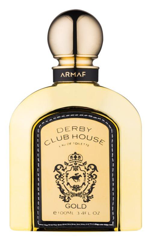 Armaf Derby Club House Gold Men woda toaletowa dla mężczyzn 100 ml