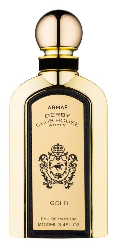 Armaf Derby Club House Gold Eau de Toilette voor Vrouwen  100 ml