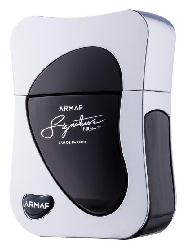 Armaf Signature Night woda perfumowana dla mężczyzn 100 ml