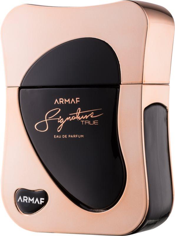 Armaf Signature True eau de toilette mixte 100 ml