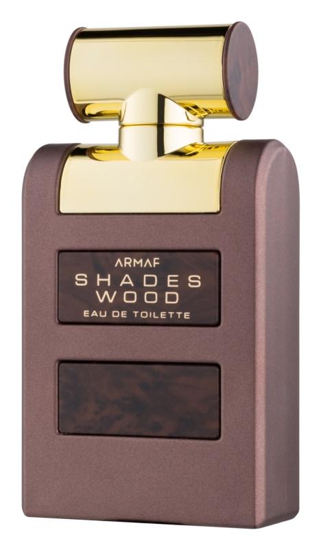 Armaf Shades Wood Eau de Toilette for Men 100 ml