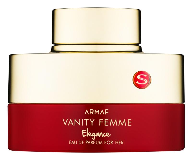Armaf Vanity Femme Elegance Eau de Parfum for Women 100 ml