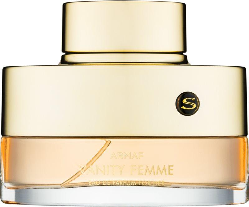 Armaf Vanity Femme eau de parfum pour femme 100 ml