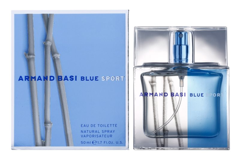 Armand Basi Blue Sport toaletna voda za moške 50 ml