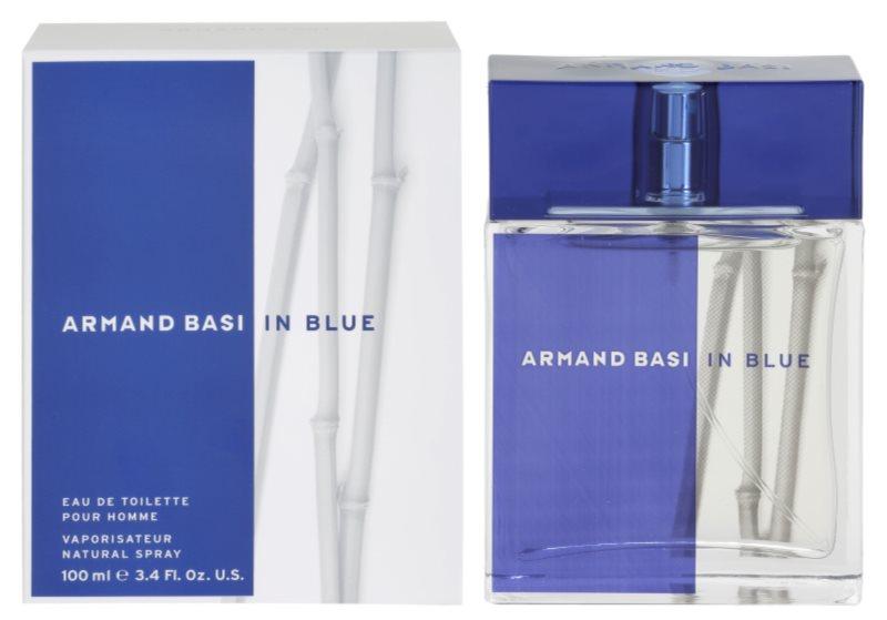 Armand Basi In Blue eau de toilette pentru barbati 100 ml