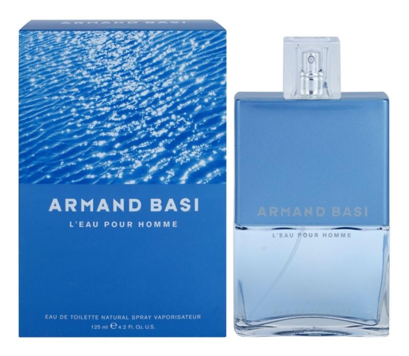 Armand Basi L'Eau Pour Homme eau de toilette pentru barbati 125 ml