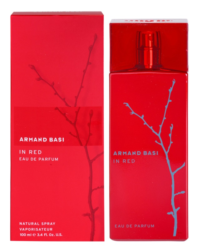 Armand Basi In Red Parfumovaná voda pre ženy 100 ml