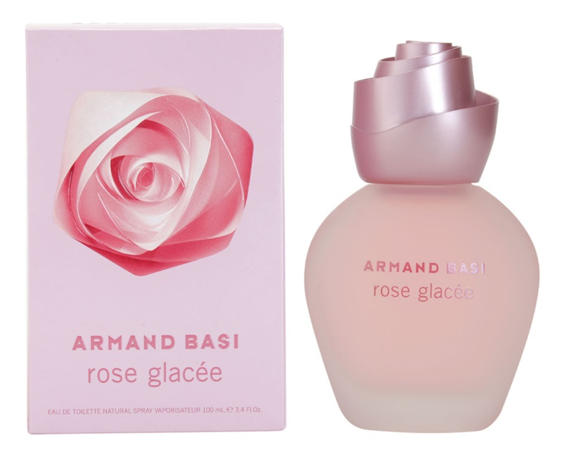 Armand Basi Rose Glacee Eau de Toillete για γυναίκες 100 μλ