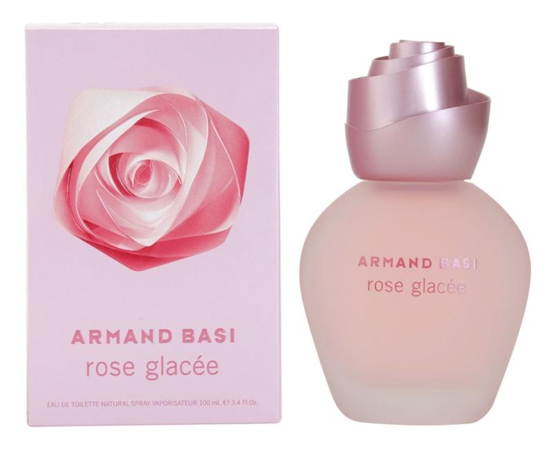 Armand Basi Rose Glacee woda toaletowa dla kobiet 100 ml