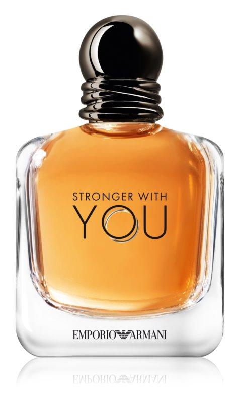 Armani Emporio Stronger With You Eau de Toillete για άνδρες 100 μλ