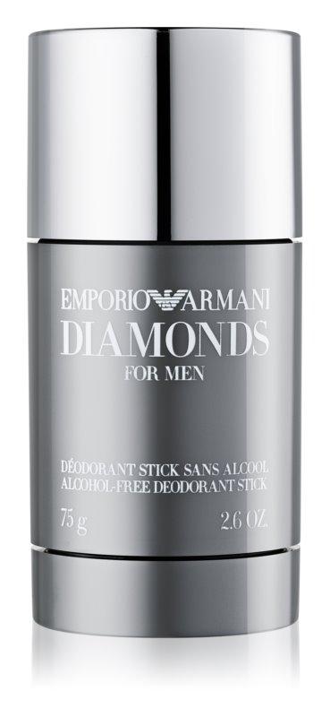 Armani Emporio Diamonds for Men deostick pro muže 75 g
