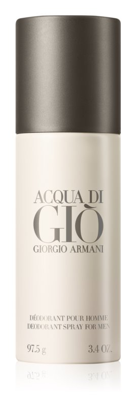 Armani Acqua di Giò Pour Homme déo-spray pour homme 150 ml