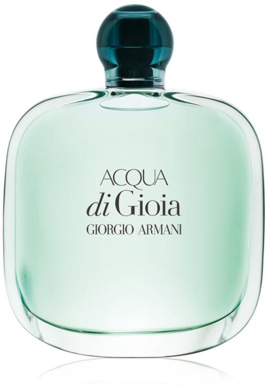 Armani Acqua di Gioia eau de parfum pentru femei 100 ml