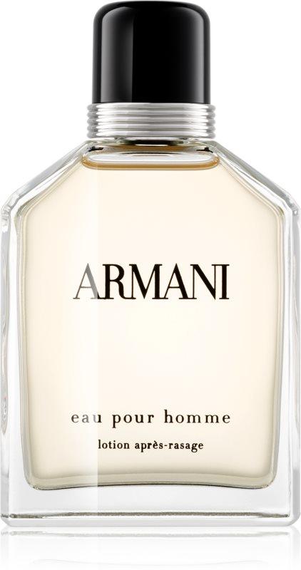Armani Eau Pour Homme losjon za po britju za moške 100 ml