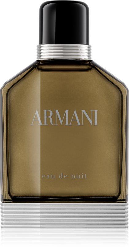 Armani Eau De Nuit Eau de Toilette for Men 100 ml