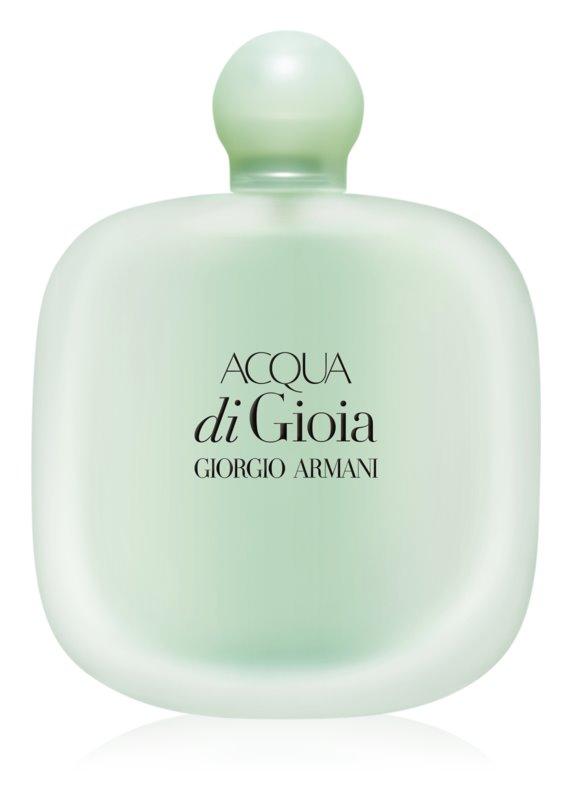 Armani Acqua di Gioia Eau de Toillete για γυναίκες 100 μλ