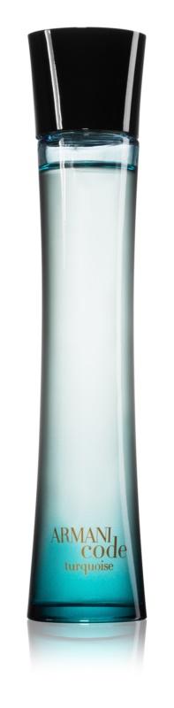 Armani Code Turquoise Eau Fraiche for Women 75 ml