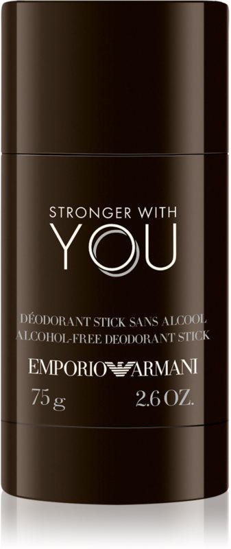 Armani Emporio Stronger With You Αποσμητικό σε στικ για άνδρες 75 γρ