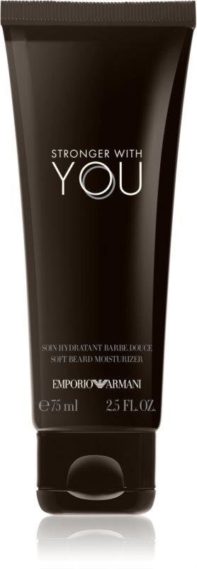 Armani Emporio Stronger With You Bart CremeBart Creme für Herren 75 ml