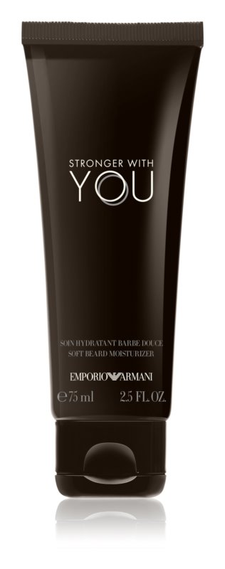 Armani Emporio Stronger With You beard balm for Men 75 ml