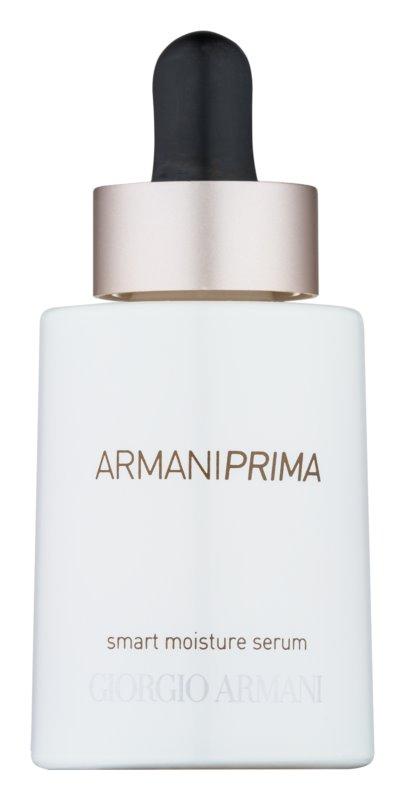 Armani Prima bőr szérum hialuronsavval