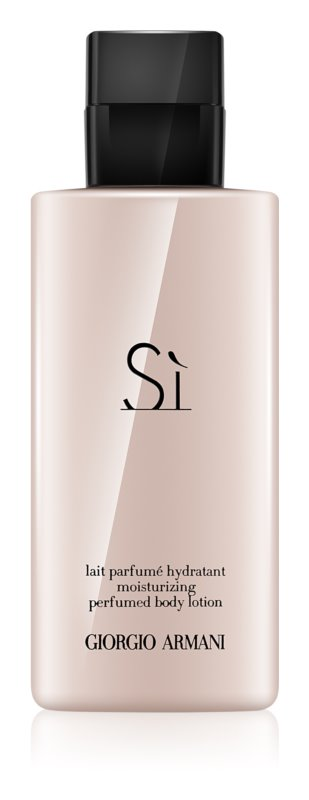 Armani Sì Body Lotion for Women 200 ml