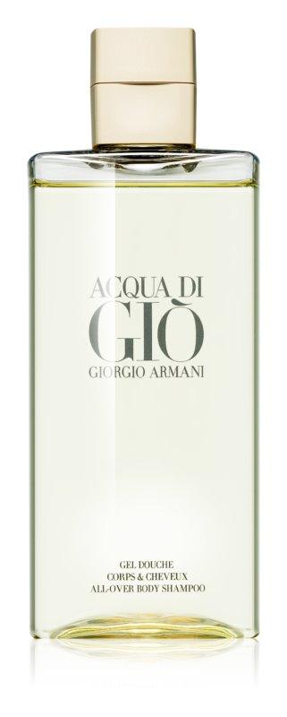 Armani Acqua di Giò Pour Homme gel za prhanje za moške 200 ml