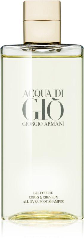 Armani Acqua di Giò Pour Homme gel za tuširanje za muškarce 200 ml