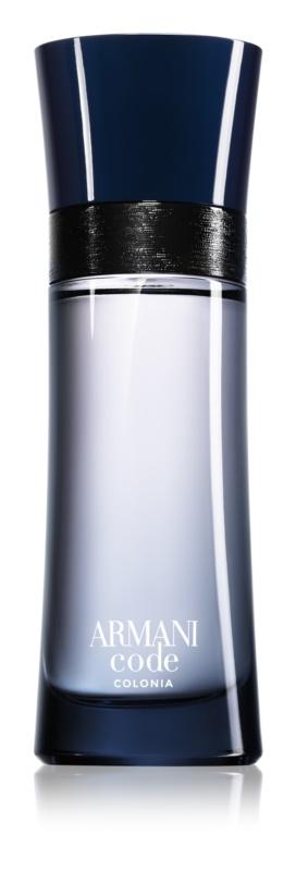 Armani Code Colonia eau de toilette férfiaknak 125 ml