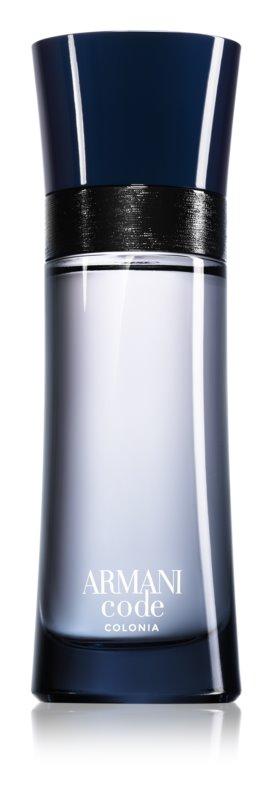 Armani Code Colonia Eau de Toilette Herren 125 ml