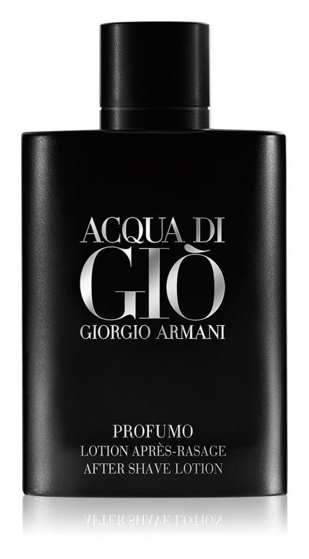 Armani Acqua di Giò Profumo After Shave Lotion for Men 100 ml