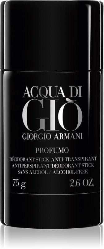 Armani Acqua di Giò Profumo deostick pro muže 75 g