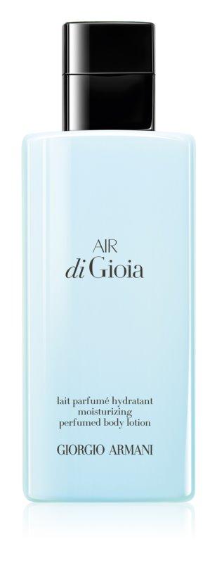 Armani Air di Gioia mleczko do ciała dla kobiet 200 ml