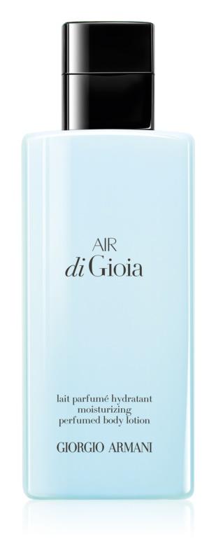 Armani Air di Gioia mlijeko za tijelo za žene 200 ml