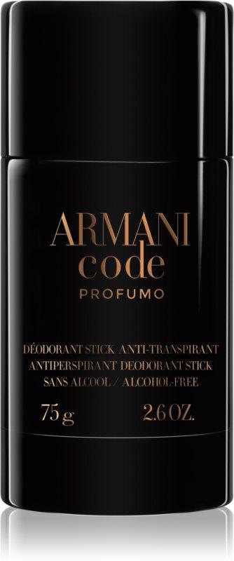 Armani Code Profumo Αποσμητικό σε στικ για άνδρες 75 γρ
