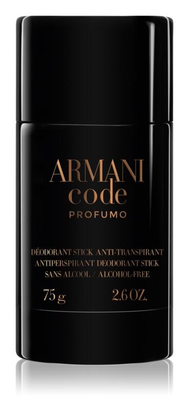 Armani Code Profumo Deodorant Stick voor Mannen 75 gr