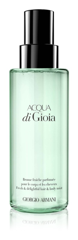 Armani Acqua di Gioia Bodyspray  voor Vrouwen  140 ml en Haarspray
