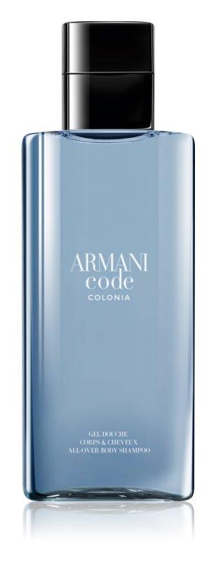 Armani Code Colonia Douchegel voor Mannen 200 ml