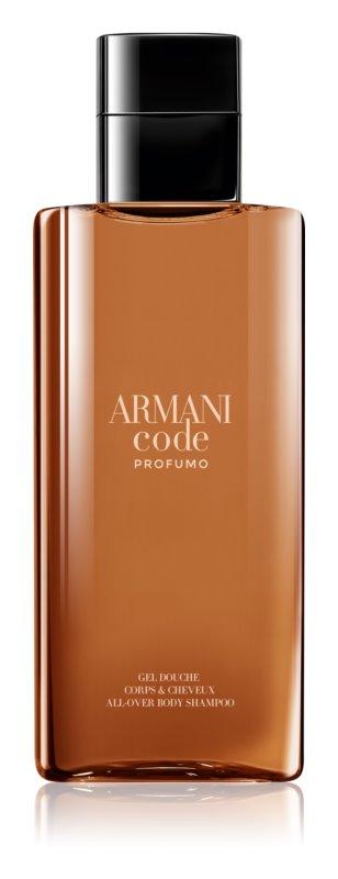 Armani Code Profumo gel douche pour homme 200 ml