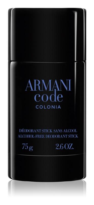 Armani Code Colonia Deo-Stick Herren 75 g