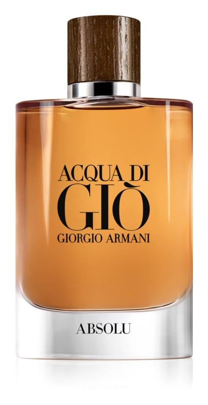 Armani Acqua di Giò Absolu Eau de Parfum για άνδρες 125 μλ