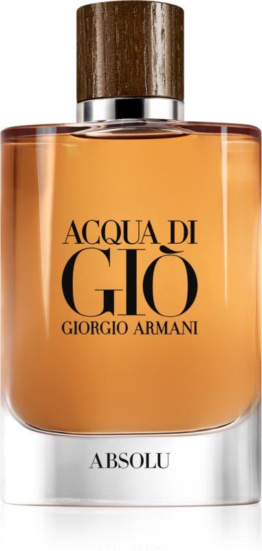 Armani Acqua di Giò Absolu parfemska voda za muškarce 125 ml