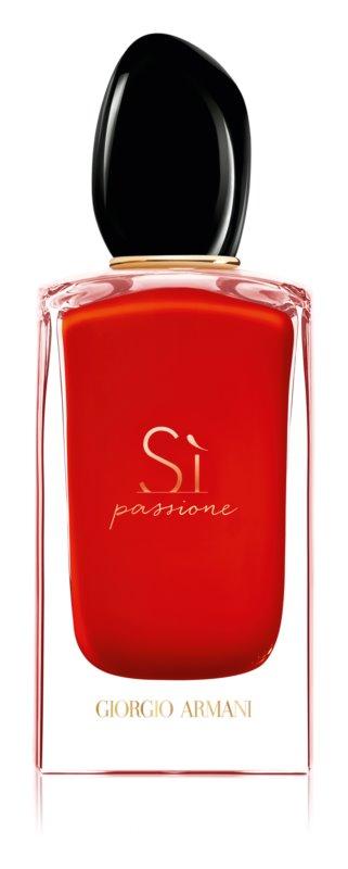Armani Sì  Passione eau de parfum pentru femei 100 ml