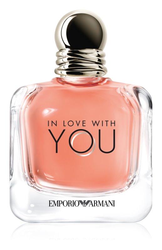 Armani Emporio In Love With You Eau de Parfum for Women 100 ml