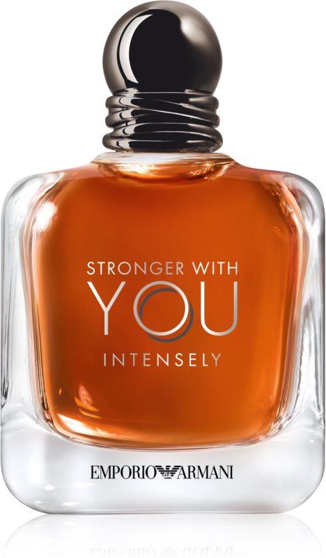 Armani Emporio Stronger With You Intensely Eau de Parfum για άνδρες 100 μλ